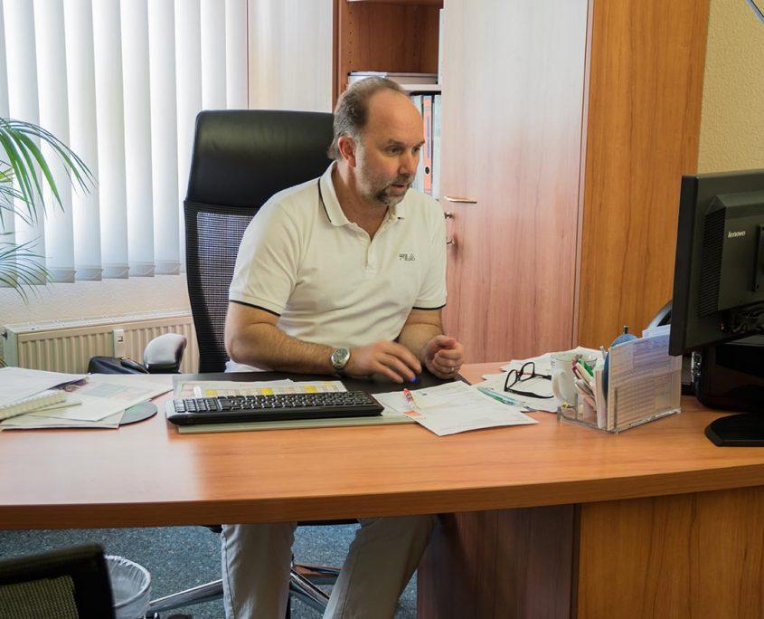 Dr. med. Dieter Struller